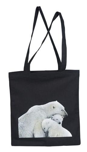Baumwolltasche weiß und farbig lange Henkel zum Bedrucken mit Logo oder Werbung bei taschenprint.de