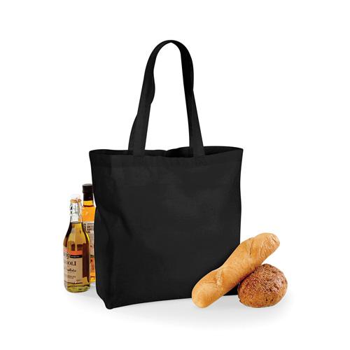 Baumwolltasche Maxi Bag for Life Westford Mill, große Einkaufstasche für den Werbeaufdruck