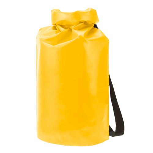 Reisetasche Drybag Splash - wasserabweisendes, geräumiges Hauptfach mit Wickelverschluss, abnehmbarer, längen verstellbarer Umhängegurt, aus Plane