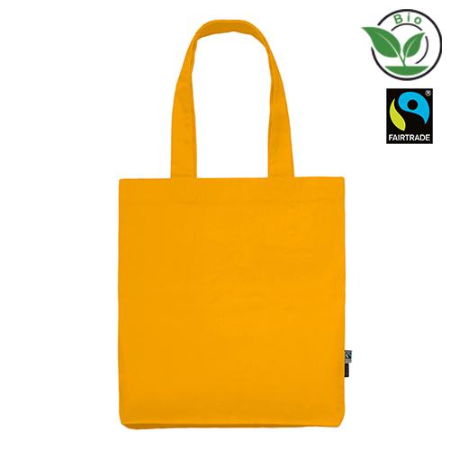 Bio Twill Bag Stofftasche Werbeartikel Werbedruck Messetasche mit Werbeartikel bedrucken bei taschenprint.de