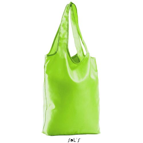 Einkaufstasche Foldable Shopping Bag Pix aus Polyester, mit breiten langen Trageriemen