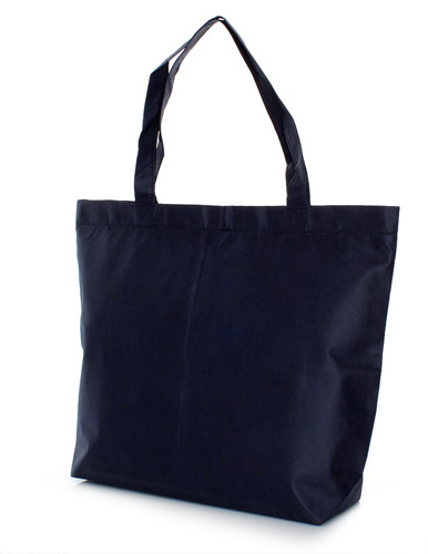 PP Vliestasche Zip Shopper aus Polypropylen mit reißverschluss und Innentasche ebenfalls mit Reißverschluss bedruckt als Werbetasche perfekt geeignet