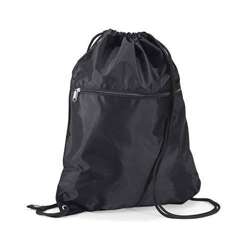 Premium Rucksacktasche von Quadra, Turnbeutel wasserabweisend aus hochwertigem Polyester bedrucken lassen