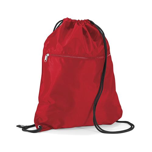 Premium Rucksacktasche in der Farbe Red