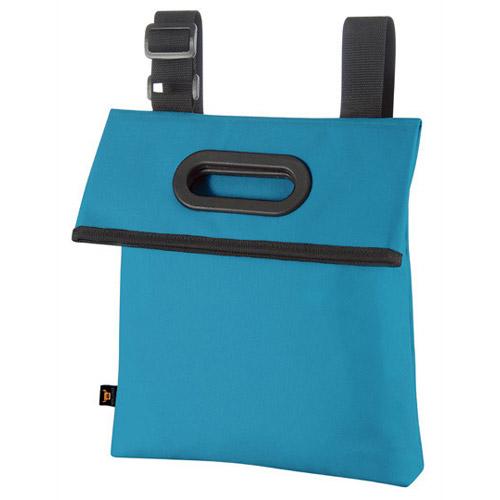 Umhängetasche Event Bag Easy, mit in der Länge verstellbaren Schultergurt, Hauptfach mit Tragegriffen, verschliessbar durch Klettverschluss