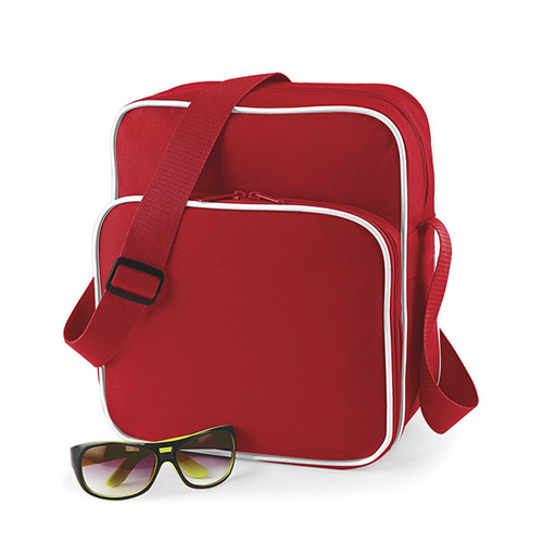 Retro Day Bag Umhängetasche