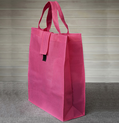 Folding Shopper Non-Woven faltbar für Werbedruck und Logo bedrucken lassen bei taschenprint.de