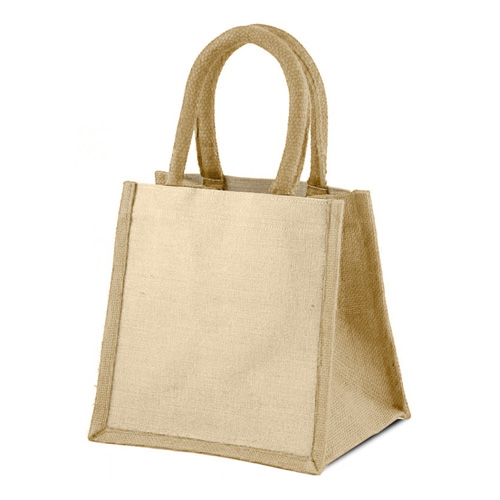 Jutetasche Small Jutton Gift Bag