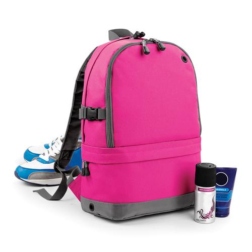 Athleisure Pro Backpack praktischer Rucksack auch für Laptops gut geeignet in modischen Farben