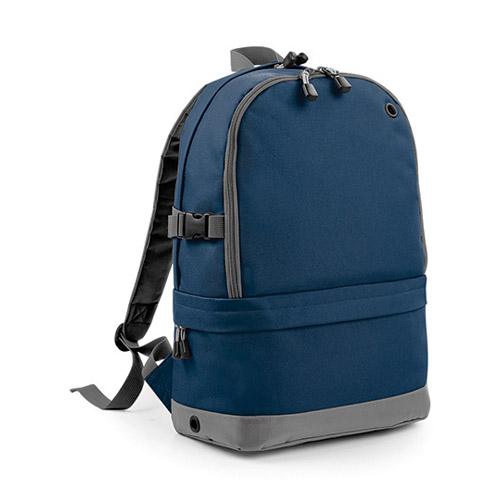 Athleisure pro backpack Werbemittel French Navy