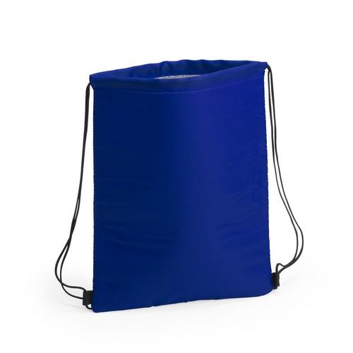 Kühltasche-Beutel Rucksack Nipex Turnbeutel mit Kühlfunktion in royalblau als Werbeartikel bedrucken
