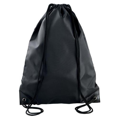 Turnbeutel günstig bedruckt in vielen modischen Farben Black