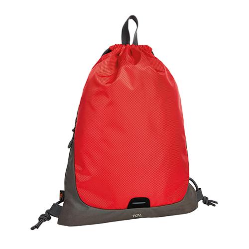 Turnbeutel Step Rückenschonend Red