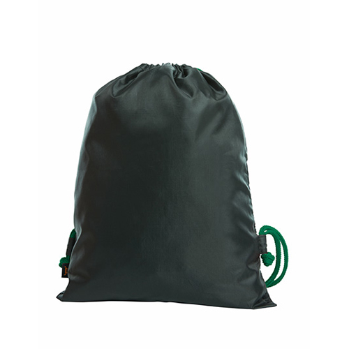 Drawstring Bag Flash Turnbeutel Werbeartikel bei Taschenprint Green