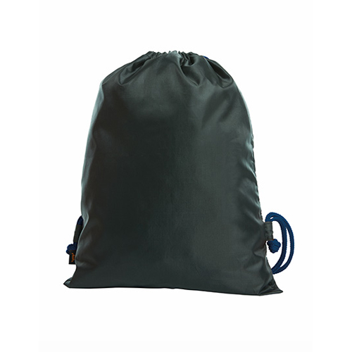 Drawstring Bag Flash Turnbeutel Werbeartikel bei Taschenprint Navy