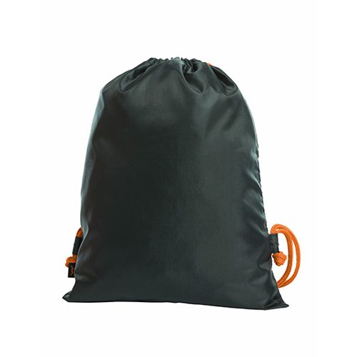 Drawstring Bag Flash Turnbeutel Werbeartikel bei Taschenprint Orange