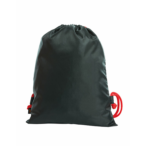 Drawstring Bag Flash Turnbeutel Werbeartikel bei Taschenprint Red