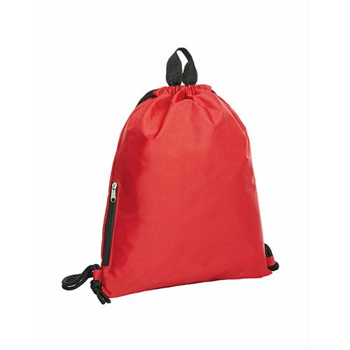 Zugbeutel Join Turnbeutel von Halfar mit Logo bedrucken bei Taschenprint Red