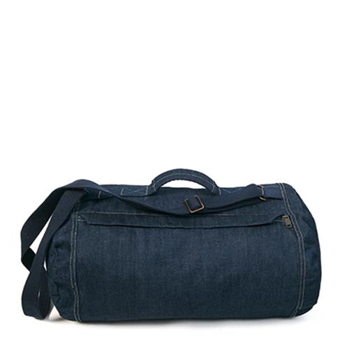 Reisetasche Denim Duffle Bag